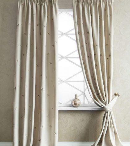 Комплект штор Прайм кремовый