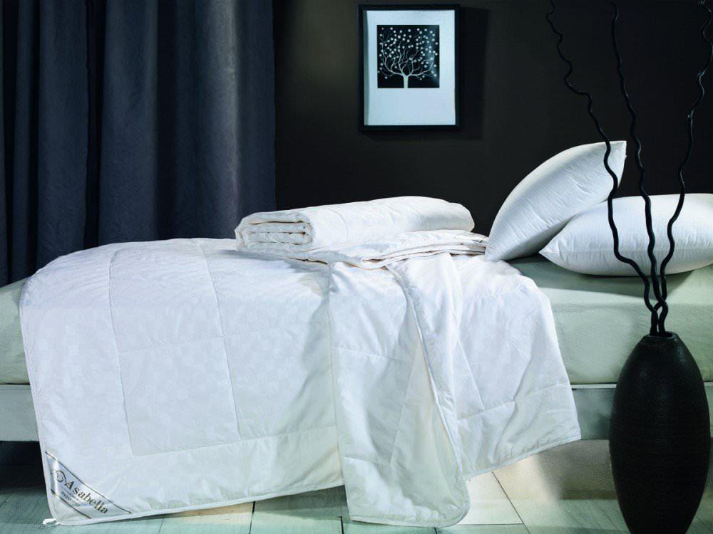 Одеяло шелковое зимнее Asabella CS-3Z одеяло зимнее