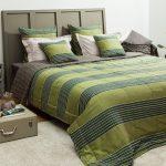 Покрывало на кровать Vanta 230Х250 зеленый | 02-58-01