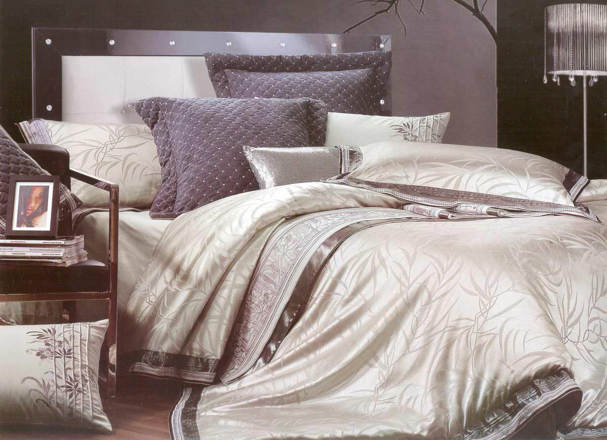 Постельное белье Сайлид евро К-49 постельное белье евро cатин style нав 70х70 или 50х70 в ассортименте