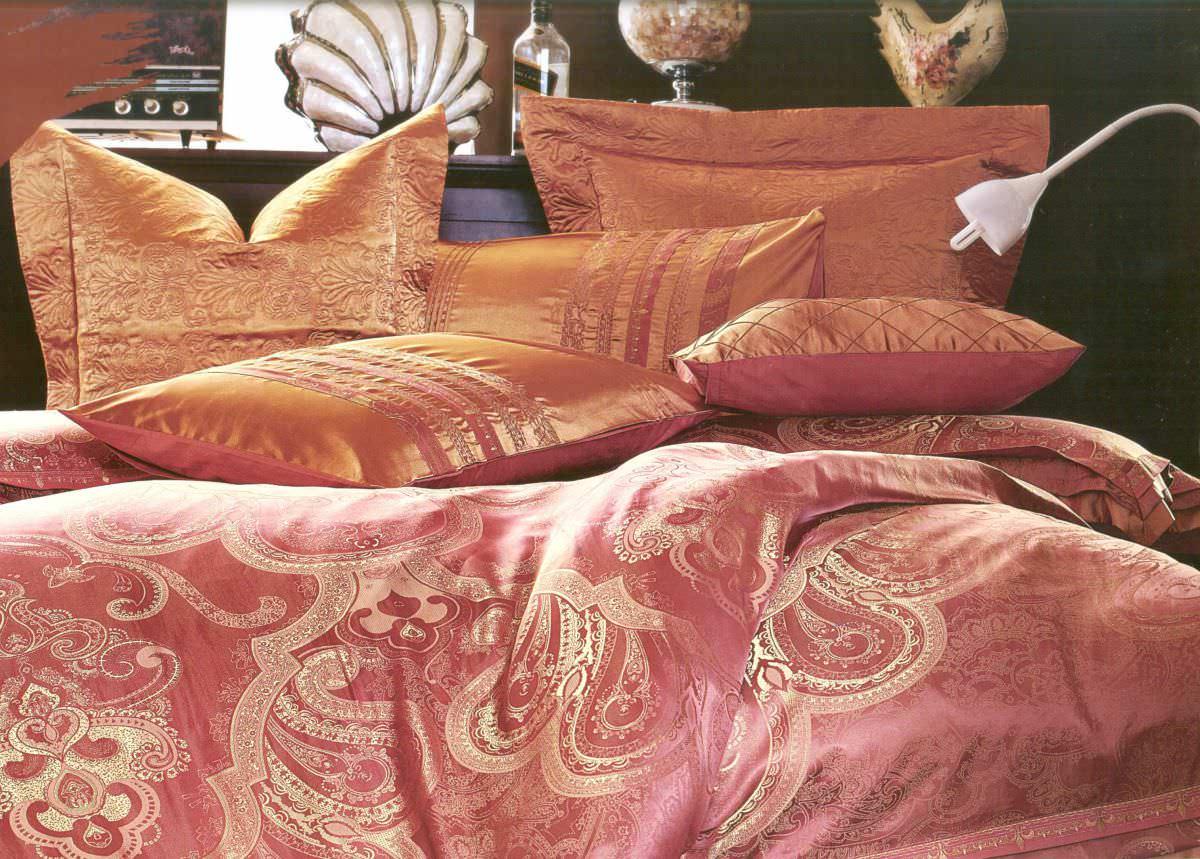 Постельное белье Сайлид евро К-64 постельное белье евро cатин style нав 70х70 или 50х70 в ассортименте