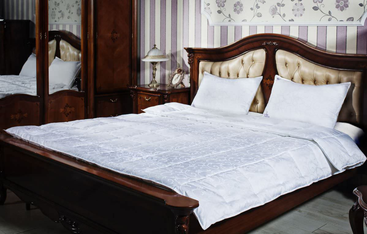 Одеяло Swan Premium 140Х205 (белый)